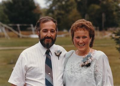 1986 Mom & Tom's Wedding