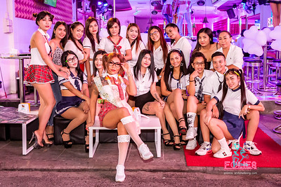 Folies Phuket Jin's birthday party 9.7.2019