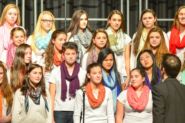 Choirs, Concerts, the Arts