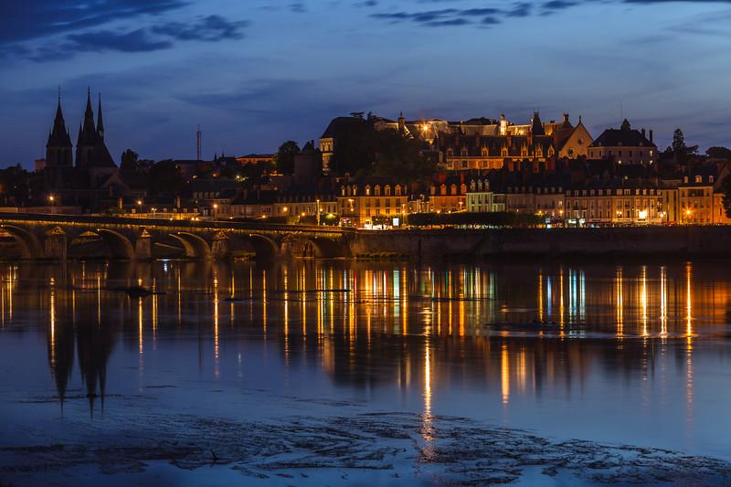 Blois, Loire Valley. France.
