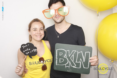SoulCycle Williamsburg Grand Opening