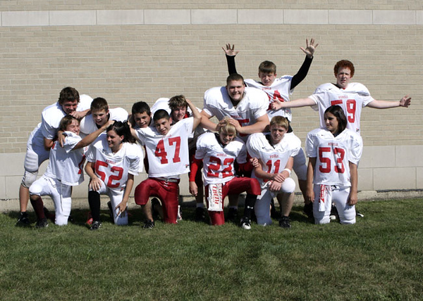SNMS Football 2007