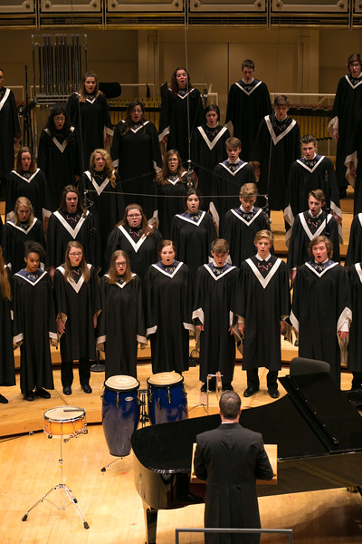 6. Lee's Summit North and West Concert Choir