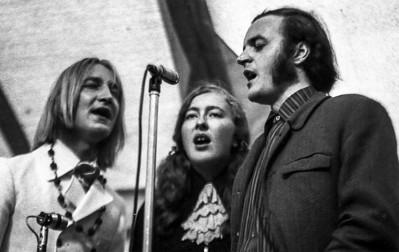 Folk performers from the 60s
