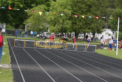UP Girls' 300 Meter Hurdles - 2015 MHSAA TF Finals