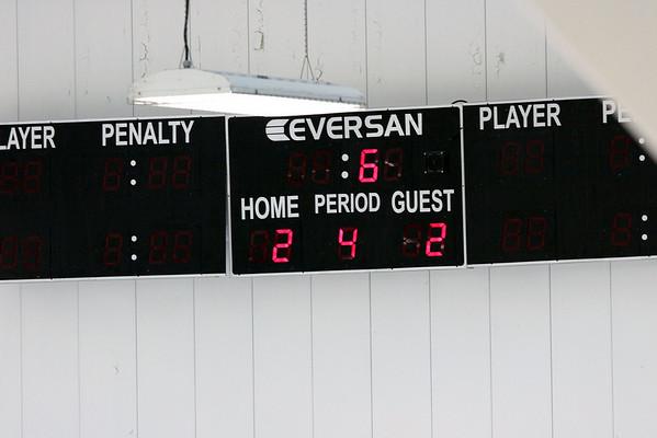 Southfield vs. Thayer Academy  Jan 17, 2009