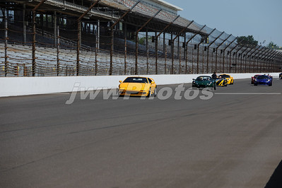 Indianapolis Motor Speedway - Yard of Bricks