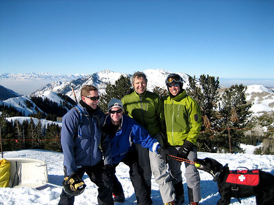 Utah Skiing 2007