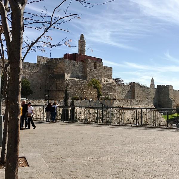 Migdal David (Tower of David)
