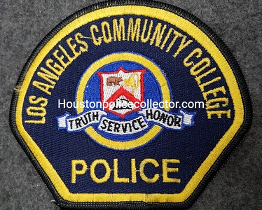 Los Angeles College Police
