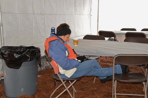Seneca Creek Trail Marathon and 50K - Branscome