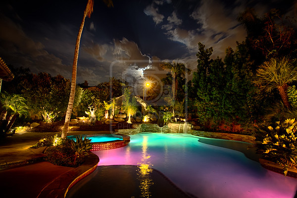 Rancho Santa Fe - Pool & Landscape Design