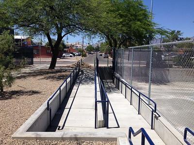 15-9252 Robson Tennis Center, Campus Recreation Improvements