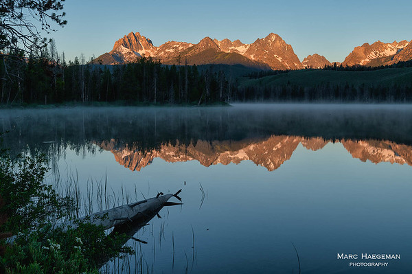 Sawtooths, Idaho