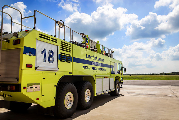 ARFF Truck - New & Donation to ARA