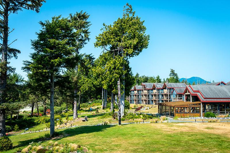 Tin Wis Resort Tofino