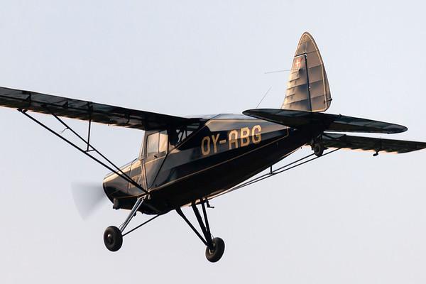 OY-ABG - SAI KZ VII U-4