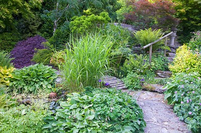 Irland - Kilravock Gardens