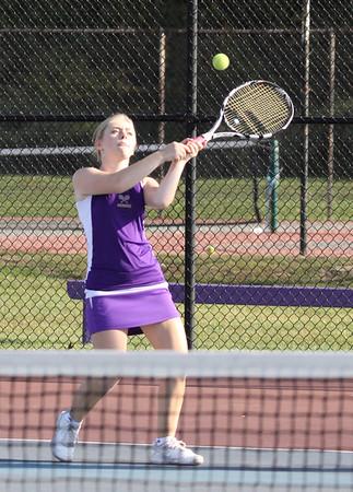 JV Girls Tennis, Oct 8 2014