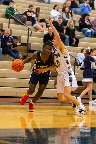 2020-02-21 -- Twinsburg vs Hudson High School Junior Varsity Boys Basketball