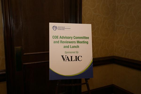 10. COE Meeting & Lunch