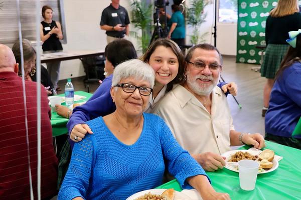Deus Providebit Liturgy & Senior Grandparent's Day