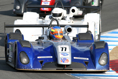 2008 ALMS - Laguna Seca (Friday practice and qualifying)