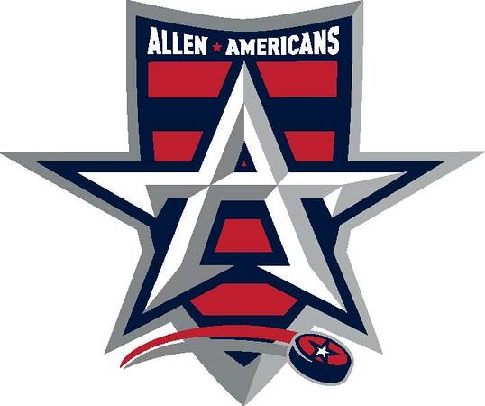 Allen Americans Hockey Military Appreciation - 03/31/2018