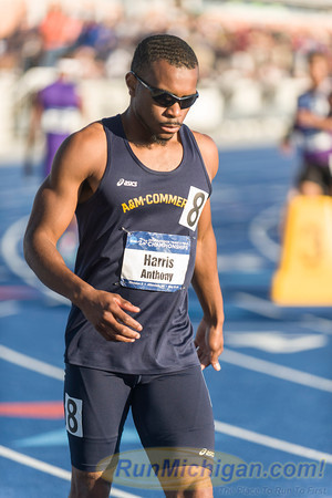 NCAA 2014 4 x 400 Relay Semis Friday_Men