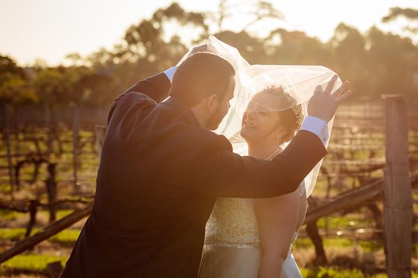 Emily and John - Wedding