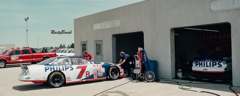 July 1998 Tire Test