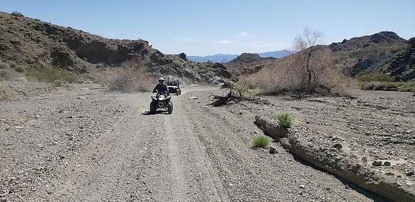 3-31-2019 Eldorado Canyon ATV/RZR Goldmine Tour