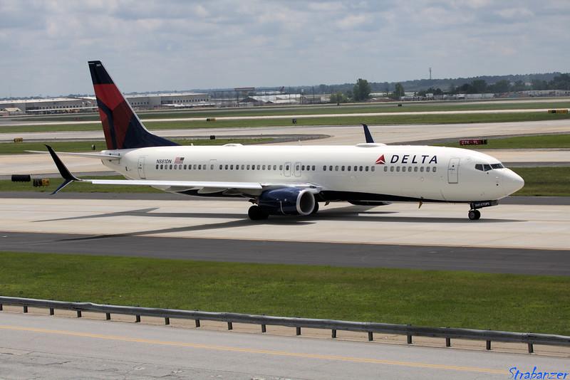 Boeing 737-932(ER)(WL)  s/n 31992 N881DN Delta Operating DL2524 to KLGA (New York, LGA) Hartsfield-Jackson Atlanta, GA,    05/26/2018 This work is licensed under a Creative Commons Attribution- NonCommercial 4.0 International License