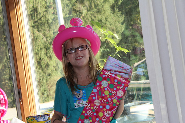 Mallori's 8th Birthday