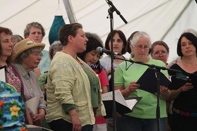 Voices - Multicultural Chorus - Ithaca Festival 2011