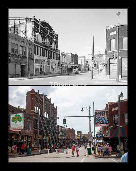 Memphis: Then & Now