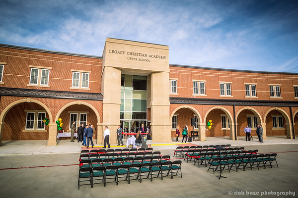LCA Performing Arts Center Dedication