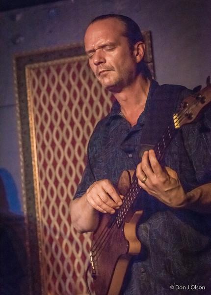 Chris Johnson---The Red Apple Trio @ Schooners.