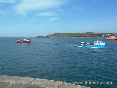 Isles of Scilly - St Mary's Boatmen's Association