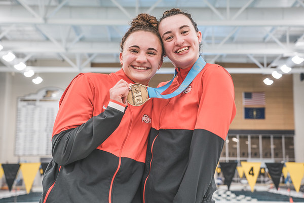 02-26-21 Big Ten Diving Women's Platform