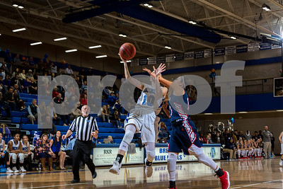 2018 BHS Basketball vs Haralson County