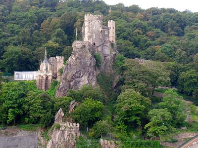 Sept 13 - Rhine Gorge Castles & Rudesheim