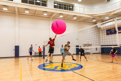 Intramural Big Pink Volleyball Fall 2018