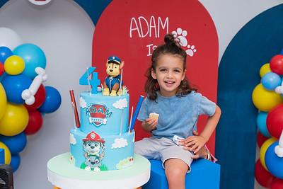 Adam's 4th Paw Patrol Birthday