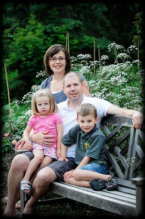 Lang Family ~ Spring 2012