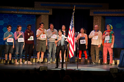 The 25th Annual Putnam County Spelling Bee - LIVE