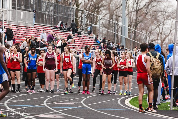 WEHS Track 2018-0412 Irvington, Nutley & Orange