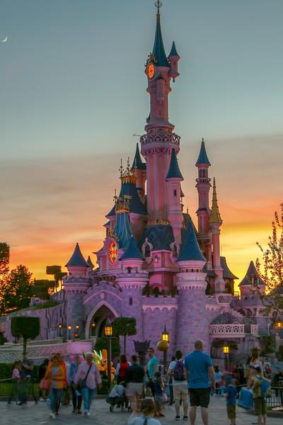 Disneyland Paris April 2018