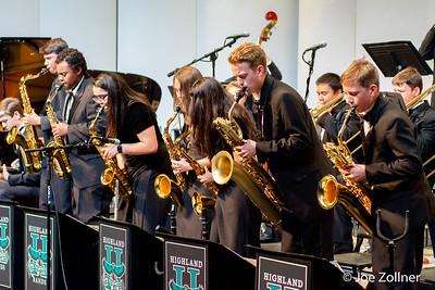 2018 - 2019 Highland Jazz Bands