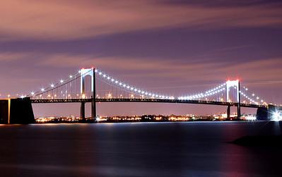 Throngs Neck & Brooklyn Bridge 1-2-12